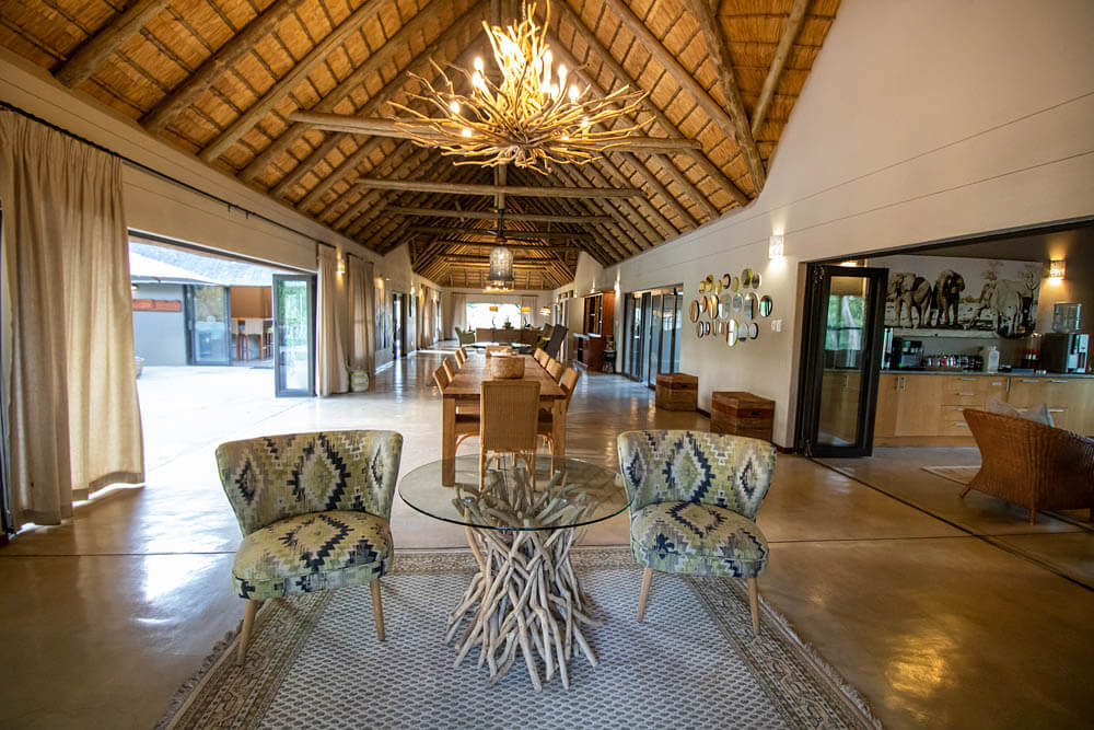 Kruger National Park accommodation & safari at Xanatseni Private Camp